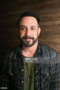 A. J. McLean arrives for the 5th Annual Rock The Schools Concert at The Mint on December 10, 2015 in Los Angeles, California.