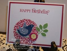 SUO Betsy's Blossoms by Sandy Murphy - Cards and Paper Crafts at Splitcoaststampers