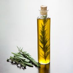 Kitchen Basics: How to Make Infused Olive Oils via Brit + Co.