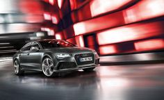 The New 2018 Audi RS8