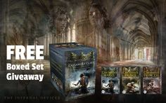Young Adult Infernal Devices Giveaway