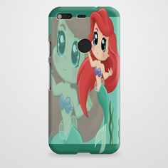 Disney Princess Ariel And Her Sisters The Little Mermaid Google Pixel Case | casefantasy