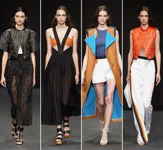 Byblos Milano Spring/Summer 2015 Collection - Milan Fashion Week
