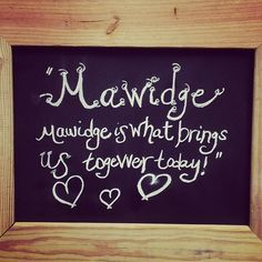 This would be a funny sign for a wedding! Ha princess bride!
