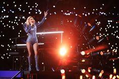 Así fue el show de Lady Gaga en el medio tiempo del Super Bowl