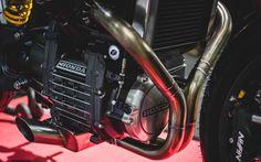 Honda CX500 GTS - 2015 - moteur / engine