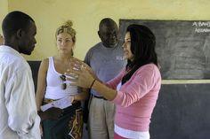 #HealthCentre #HELPchildren #Malawi #Africa #Volunteer. Photo Credit: Leslie Henderson.