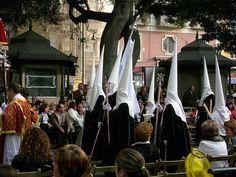 Semana Santa, Malaga, Andalucia, España, Spain