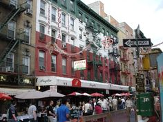 Little Italy, New York, NY