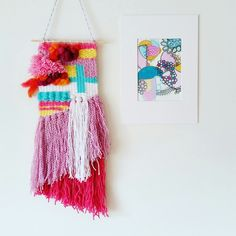 Image of Bubblegum Collection - Weave + Artwork