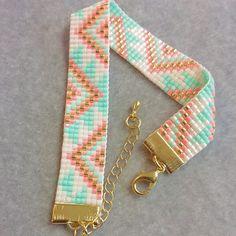 Beadalon, jewelloom, miyuki delica's, bracelet, DIY