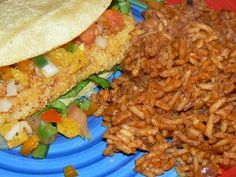 Spanish Rice, also known as Mexican Rice, is easy, fast and inexpensive.  Best of all it's a terrific and tasty side dish.