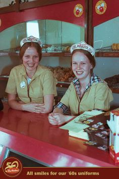 8 more things we want Tim Hortons to bring back Vintage Ads, Vintage Photos, Tim Hortons Coffee, Diner Aesthetic, Restaurant Uniforms, Fast Food Places, Coffee And Donuts, Vintage Restaurant, Happy 50th