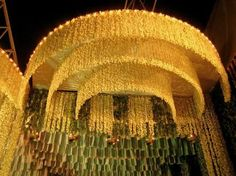 9 Resolute Cool Tips: Unique Wedding Flowers Florists boho wedding flowers burlap. Indian Wedding Flowers, Marigold Wedding, Wedding Flower Decorations, Stage Decorations, Marigold Flower, Indigo Flower, Flowers Decoration, Wedding Mandap, Wedding Stage