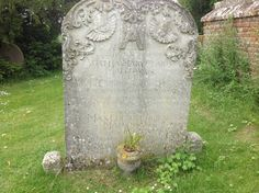 Agatha Christie grave site in Wallingford UK . Found in the church grounds. Sho4 Travel tours . Agatha Christie's husband is also buried with her .