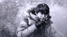 2014 Hyun Bin@K2 TVCF 라르티스 Blue 현빈 구스다운