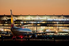 羽田空港 tokyo international airport