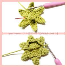 [공개도안]예늬맘의 창작 초롱꽃수세미 <VERSION 2>를 다시 오픈합니다~^^ : 네이버 블로그 Freeform Crochet, Crochet Flowers, Diy And Crafts, Crochet Necklace, Hair Accessories, Blog, Patterns, Inspiration, Crocheted Flowers