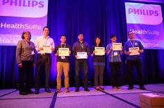 Health data analytics application 'MediDash' wins Philips HealthSuite Digital Hackathon