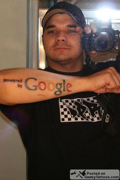Tatuagens para pessoas viciadas em internet e redes sociais