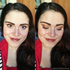 Qualche scatto del trucco di oggi  #FOTD #faceoftheday #EOTD #eyeoftheday #appuntidimakeup #igers #igersitalia #ibblogger #bblogger #igersroma #love #picoftheday #photooftheday #amazing #smile #instadaily #followme #instacool #instagood http://ift.tt/1TFKZ3u