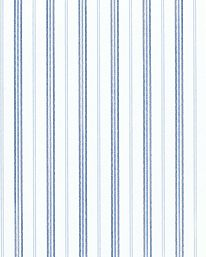 Tapet Marrifield Stripe Denim från Ralph Lauren