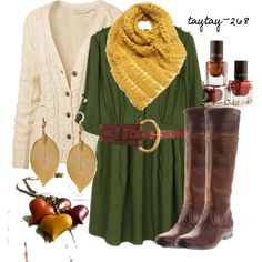 """""""Fall Colors"""" by taytay-268 on Polyvore"""