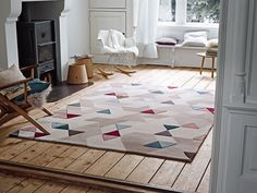 Salon-Deco-Scandinave-tapis-deco-originale-trianglew.gif (1000×751)