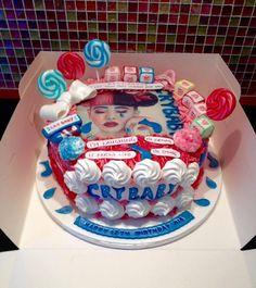 Melanie Martinez  CRY BABY Cake
