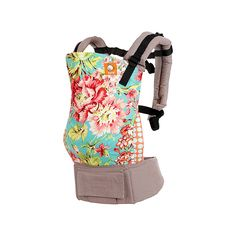 Tula Baby Carrier is the ultimate baby carrier - Standard in Bliss Bouquet