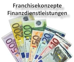 Sie interessieren sich für den Finanzsektor und können sich dort eine #selbständige Tätigkeit vorstellen? Dann schauen Sie sich doch mal die hier vorgestellten Konzepte an: http://www.franchisedirekt.com/finanzdienstleistungenfranchise/145