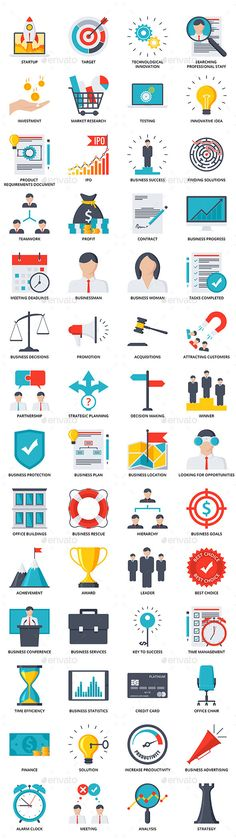 56 Business Icons — Transparent PNG #marketing #partnership • Available here → https://graphicriver.net/item/56-business-icons/17947094?ref=pxcr