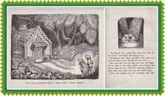 Hansel And Gretel- Wanda Gag 1936 (Garden Of Daisies) Daisies, Fairy Tales, Garden, Kids, Art Women, Young Children, Margaritas, Garten, Boys