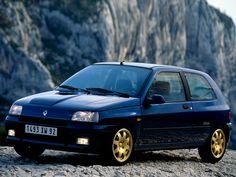 Os melhores hot hatches do universo: Renault Clio Williams e Clio V6 - FlatOut!