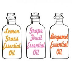 """Bathroom """"Eau De Toilet"""" - You can use ANY extreme strength citrus based EO's... But since I make my own room diffusers & candle scents - I used an """"Energizing Blend"""" with Bergamot EO to make mine & it WORKS wonderfully! Try a Seasonal Blend of extreme EO's for the holidays! : }"""