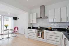 Kitchen 24. Finlay Brewer sell and rent of some of West London's finest properties www.finlaybrewer.co.uk