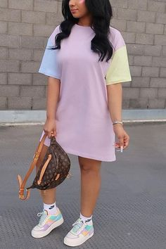 Boujee Outfits, Cute Swag Outfits, Teen Fashion Outfits, Dope Outfits, Girly Outfits, Stylish Outfits, Spring Outfits, Black Girl Fashion, Look Fashion