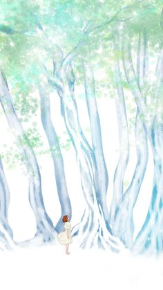 Read the lastest release of Winter Woods in LINE Webtoon Official Site for Free. Winter Woods Webtoon, Winter Moon, Art Story, Webtoon Comics, A Silent Voice, Wood Wallpaper, Comic Drawing, Cute Comics, Kawaii Anime
