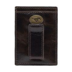 SMU Mustangs Legacy Multicard Front Pocket Wallet by Jack Mason