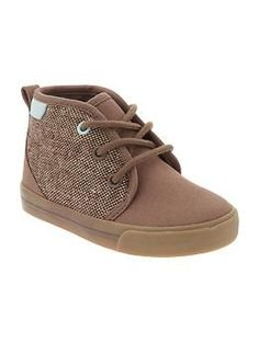 NWT Gymboree Boys Crib shoes Brown Dress shoes Blooms and Boats 01,02,03