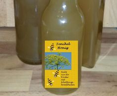 Rezept Fenchel Honig (nicht nur als Hustensaft) von Drea1808 - Rezept der…