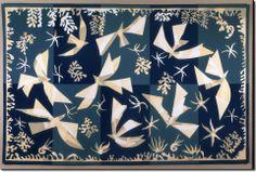Birds on the Air - Henri Matisse