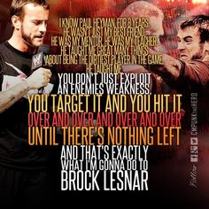 Best In The World - CM Punk