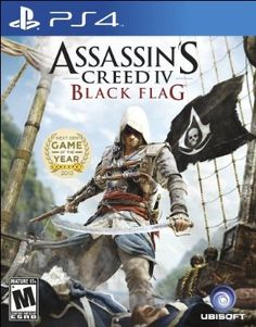 Assassin's Creed IV Black Flag – PlayStation 4
