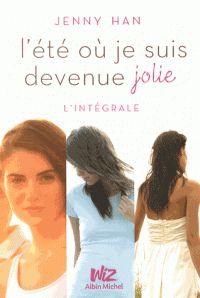 L'été où je suis devenue jolie  L'intégrale Roman, Jenny Han, Le Figaro, The Wiz, Fiction, Movie Posters, Mars, Aesthetics