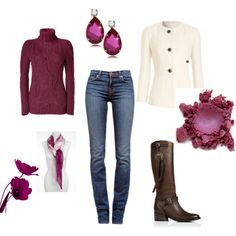 Colorful Winter, created by Miss Sandy on Polyvore