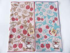 My Neighbor TOTORO Handkerchief 2 pieces set Studio Ghibli Japan FREE SHIPPING