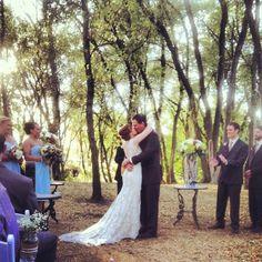 First Kiss.  At Carlos Creek Winery, MN