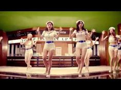"T-ARA [티아라] - ""So Crazy"" 완전 미쳤네 - music video"