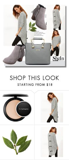 """""""Street Style Trend"""" by edita-n ❤ liked on Polyvore featuring MAC Cosmetics"""